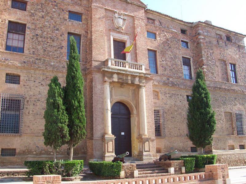 PALACIO DEL MARQUES DE SANTA CRUZ 1